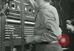 Image of US Army Signal Corps messaging and communications in World War 2 United States USA, 1944, second 58 stock footage video 65675021731