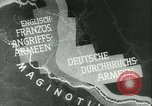 Image of Battle of France France, 1940, second 14 stock footage video 65675021743