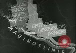 Image of Battle of France Western Front European Theater, 1940, second 30 stock footage video 65675021745