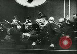 Image of Adolf Hitler greeting officers Germany, 1940, second 9 stock footage video 65675021759