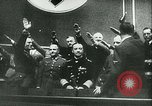 Image of Adolf Hitler greeting officers Germany, 1940, second 10 stock footage video 65675021759