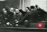 Image of Adolf Hitler greeting officers Germany, 1940, second 11 stock footage video 65675021759