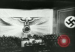 Image of Adolf Hitler greeting officers Germany, 1940, second 16 stock footage video 65675021759