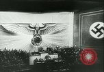 Image of Adolf Hitler greeting officers Germany, 1940, second 17 stock footage video 65675021759