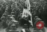 Image of Adolf Hitler greeting officers Germany, 1940, second 43 stock footage video 65675021759
