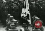 Image of Adolf Hitler greeting officers Germany, 1940, second 44 stock footage video 65675021759