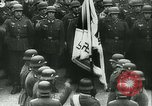 Image of Adolf Hitler greeting officers Germany, 1940, second 45 stock footage video 65675021759
