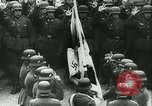 Image of Adolf Hitler greeting officers Germany, 1940, second 46 stock footage video 65675021759