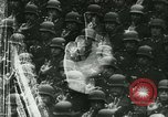 Image of Adolf Hitler greeting officers Germany, 1940, second 53 stock footage video 65675021759