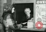 Image of V-mail handling World War 2 United States USA, 1943, second 22 stock footage video 65675021760