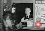 Image of V-mail handling World War 2 United States USA, 1943, second 28 stock footage video 65675021760