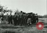 Image of Battle of France and FFI resistance fighters France, 1944, second 25 stock footage video 65675021768