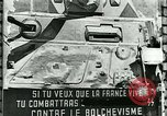 Image of Battle of France and FFI resistance fighters France, 1944, second 61 stock footage video 65675021768