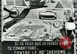 Image of Battle of France and FFI resistance fighters France, 1944, second 62 stock footage video 65675021768