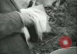 Image of Farming tobacco and fur in Denmark Denmark, 1942, second 52 stock footage video 65675021778