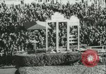 Image of Horse race at Auteuil Racecourse Paris France, 1942, second 3 stock footage video 65675021780