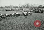 Image of Horse race at Auteuil Racecourse Paris France, 1942, second 12 stock footage video 65675021780