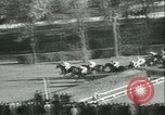 Image of Horse race at Auteuil Racecourse Paris France, 1942, second 14 stock footage video 65675021780