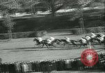 Image of Horse race at Auteuil Racecourse Paris France, 1942, second 15 stock footage video 65675021780
