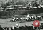 Image of Horse race at Auteuil Racecourse Paris France, 1942, second 18 stock footage video 65675021780