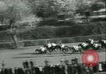 Image of Horse race at Auteuil Racecourse Paris France, 1942, second 19 stock footage video 65675021780