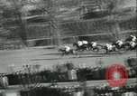 Image of Horse race at Auteuil Racecourse Paris France, 1942, second 20 stock footage video 65675021780