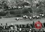Image of Horse race at Auteuil Racecourse Paris France, 1942, second 22 stock footage video 65675021780