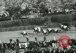 Image of Horse race at Auteuil Racecourse Paris France, 1942, second 23 stock footage video 65675021780
