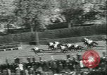 Image of Horse race at Auteuil Racecourse Paris France, 1942, second 24 stock footage video 65675021780