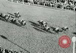 Image of Horse race at Auteuil Racecourse Paris France, 1942, second 28 stock footage video 65675021780
