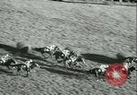Image of Horse race at Auteuil Racecourse Paris France, 1942, second 32 stock footage video 65675021780
