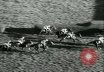 Image of Horse race at Auteuil Racecourse Paris France, 1942, second 34 stock footage video 65675021780