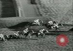 Image of Horse race at Auteuil Racecourse Paris France, 1942, second 35 stock footage video 65675021780