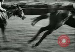 Image of Horse race at Auteuil Racecourse Paris France, 1942, second 37 stock footage video 65675021780