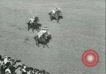 Image of Horse race at Auteuil Racecourse Paris France, 1942, second 42 stock footage video 65675021780