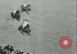 Image of Horse race at Auteuil Racecourse Paris France, 1942, second 43 stock footage video 65675021780
