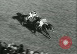 Image of Horse race at Auteuil Racecourse Paris France, 1942, second 47 stock footage video 65675021780
