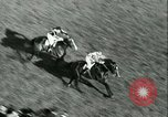 Image of Horse race at Auteuil Racecourse Paris France, 1942, second 48 stock footage video 65675021780