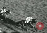 Image of Horse race at Auteuil Racecourse Paris France, 1942, second 50 stock footage video 65675021780