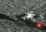 Image of Horse race at Auteuil Racecourse Paris France, 1942, second 52 stock footage video 65675021780
