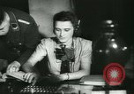 Image of German girls train for communications work in Athens Athens Greece, 1942, second 17 stock footage video 65675021788