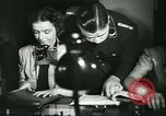 Image of German girls train for communications work in Athens Athens Greece, 1942, second 19 stock footage video 65675021788