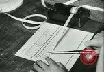 Image of German girls train for communications work in Athens Athens Greece, 1942, second 35 stock footage video 65675021788