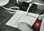 Image of German girls train for communications work in Athens Athens Greece, 1942, second 36 stock footage video 65675021788