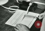 Image of German girls train for communications work in Athens Athens Greece, 1942, second 37 stock footage video 65675021788