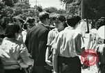 Image of German girls train for communications work in Athens Athens Greece, 1942, second 40 stock footage video 65675021788
