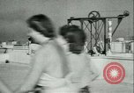 Image of German girls train for communications work in Athens Athens Greece, 1942, second 49 stock footage video 65675021788