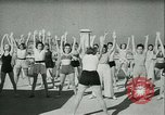 Image of German girls train for communications work in Athens Athens Greece, 1942, second 50 stock footage video 65675021788