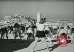 Image of German girls train for communications work in Athens Athens Greece, 1942, second 51 stock footage video 65675021788