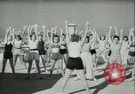 Image of German girls train for communications work in Athens Athens Greece, 1942, second 52 stock footage video 65675021788
